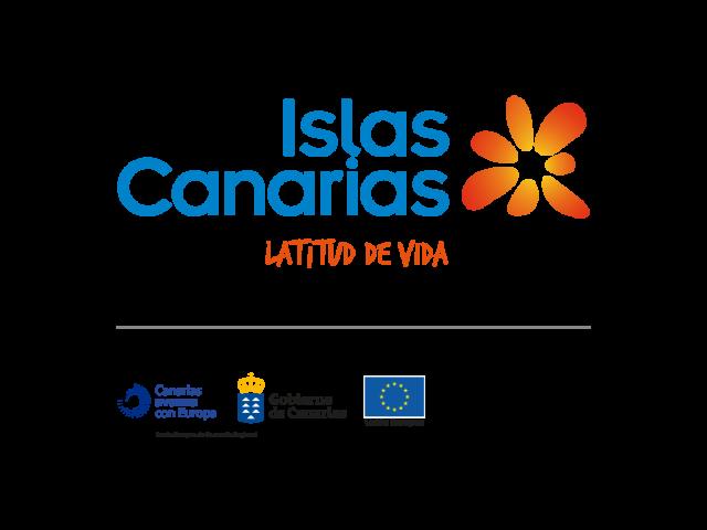 Logotipo Islas Canarias turismo