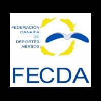 Logo Federación Canaria Deportes Aéreos