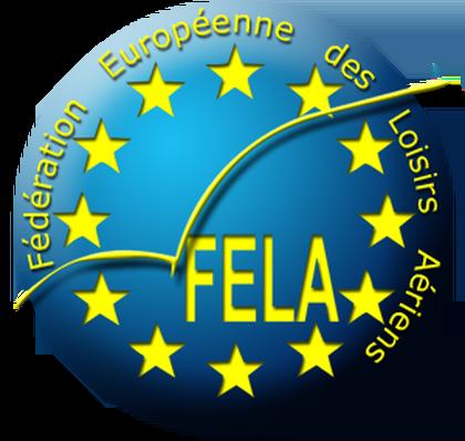 Logotipo Federación Europea de Deportes Aeronáticos