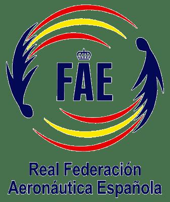 Logotipo Real Federación Aeronática Española