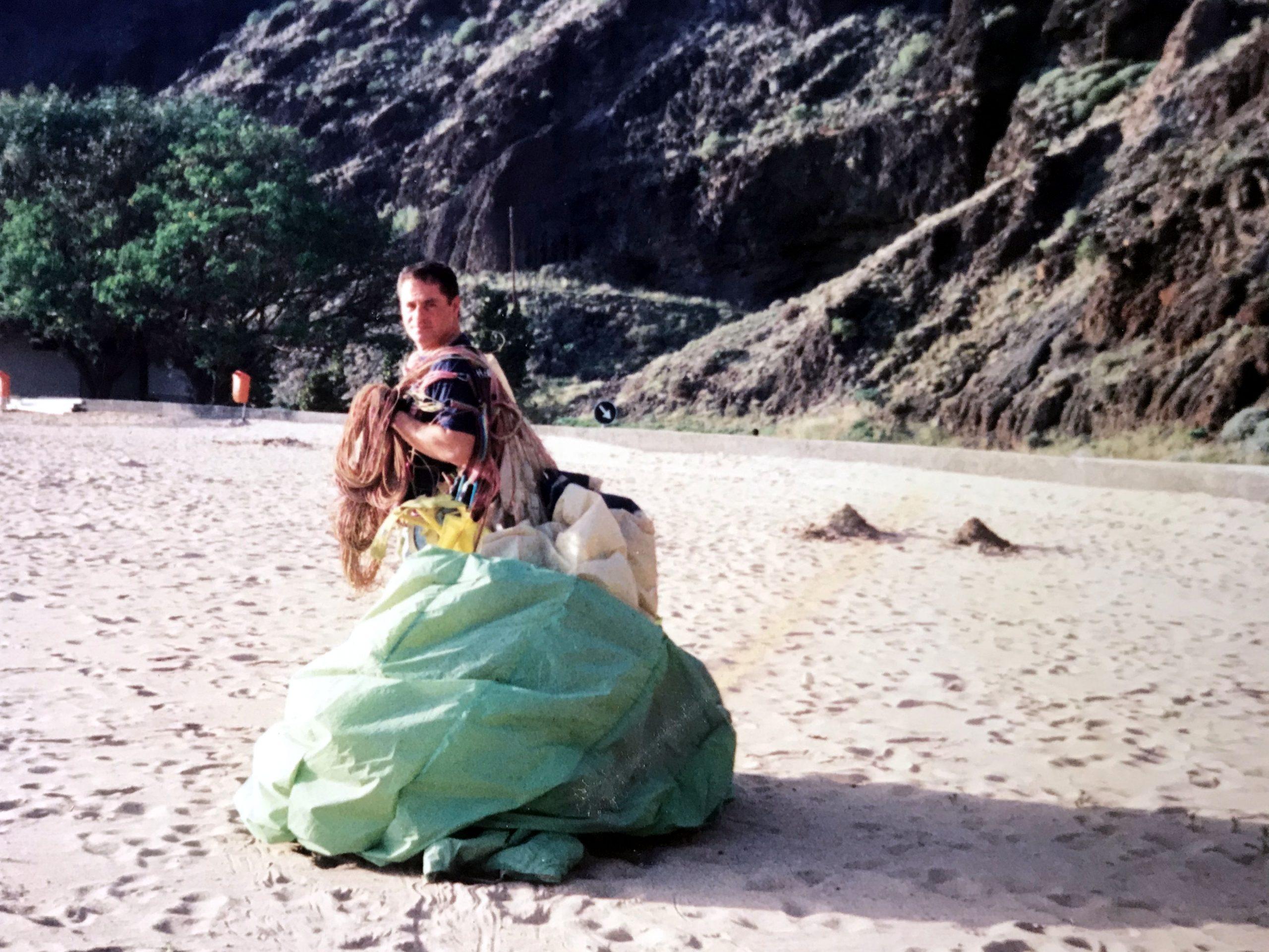 Parapente Canarias Comienzos