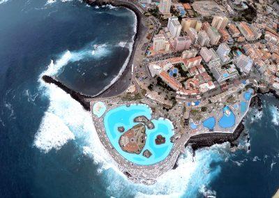 Vuelo con Parapente Canarias en la zona norte de la isla de Tenerife
